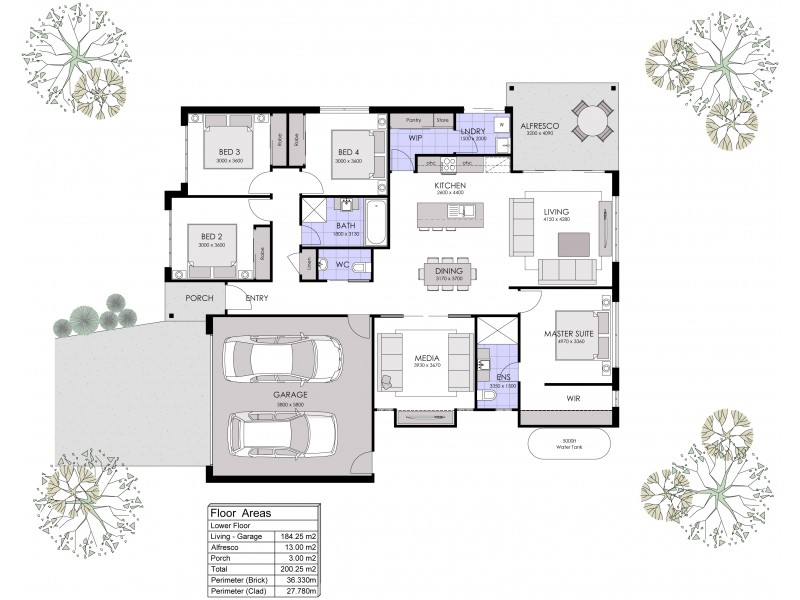 The Ridges, Peregian Springs QLD 4573 Floorplan