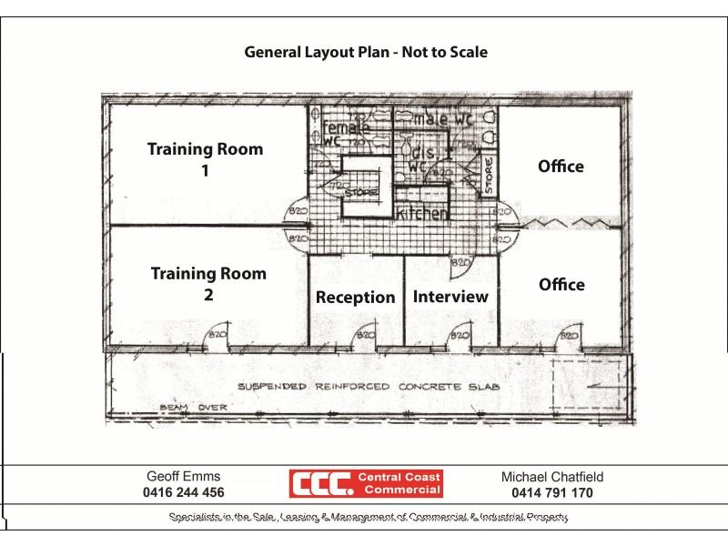 33B Alison Rd, Wyong NSW 2259 Floorplan