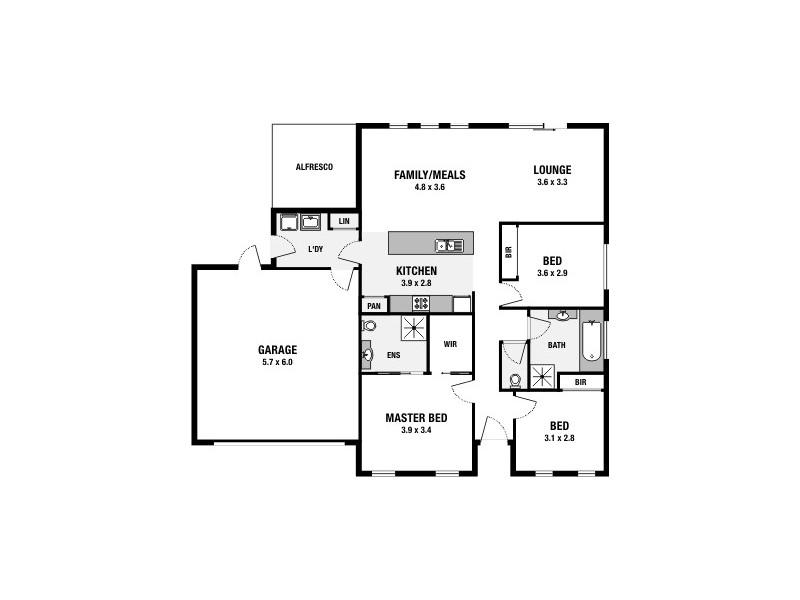 22 Sherrington Grange, Derrimut VIC 3030 Floorplan