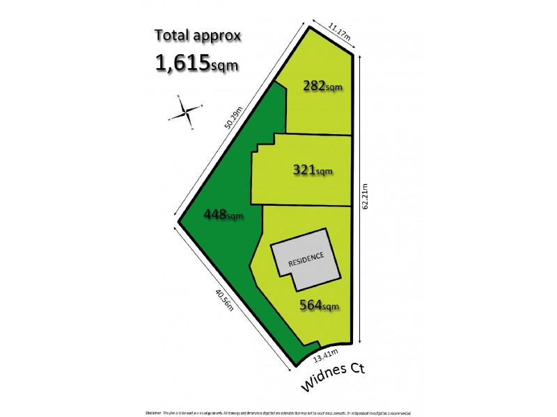 15 Widnes Court, Deer Park VIC 3023 Floorplan