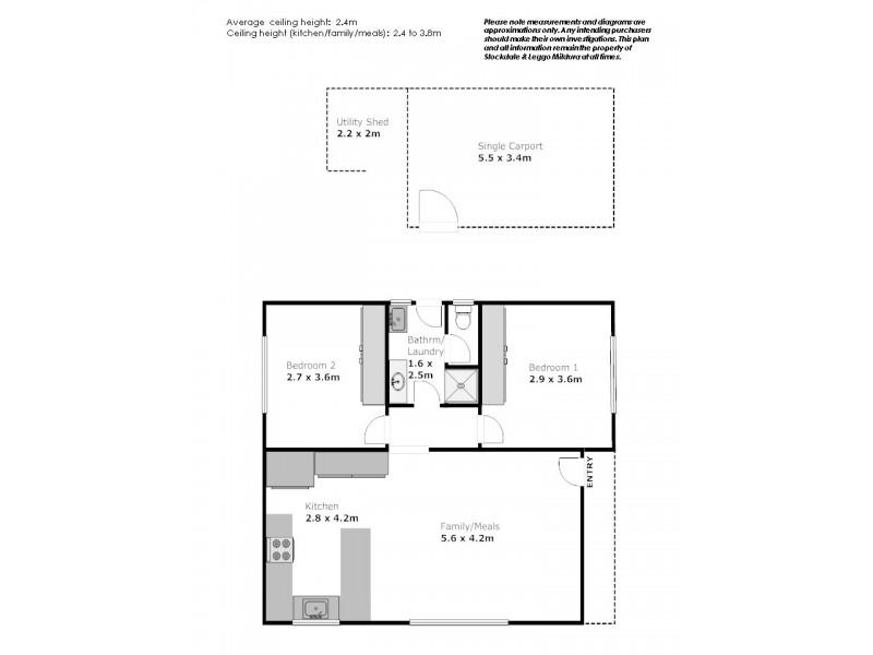 1/5 Riverview Drive, Dareton NSW 2717 Floorplan